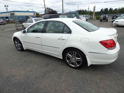 2005 Acura RL for sale in Tacoma, WA