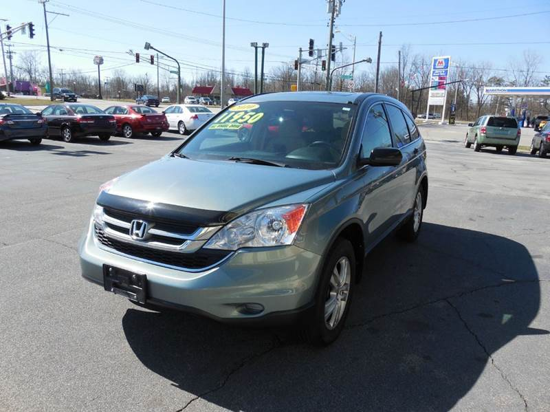 2010 Honda CR-V AWD EX 4dr SUV - Fort Wayne IN