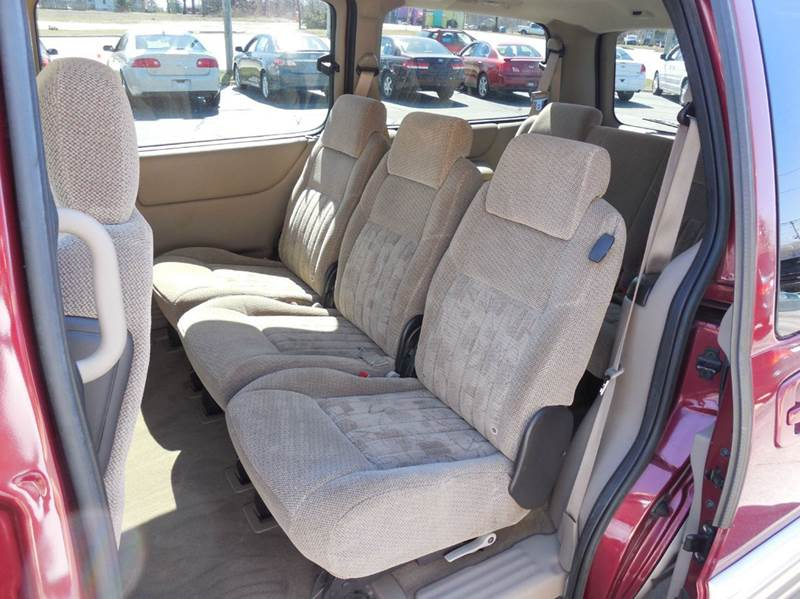 2003 Pontiac Montana Fwd 4dr Extended Mini-Van - Fort Wayne IN
