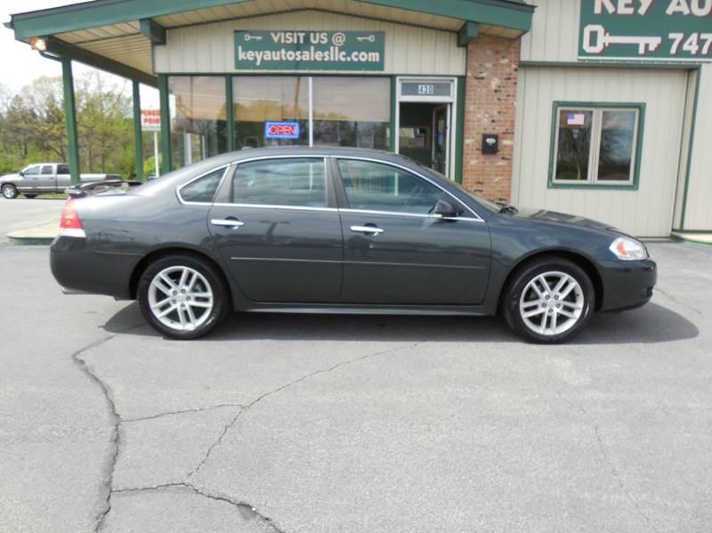 2014 Chevrolet Impala Limited LTZ Fleet 4dr Sedan - Fort Wayne IN