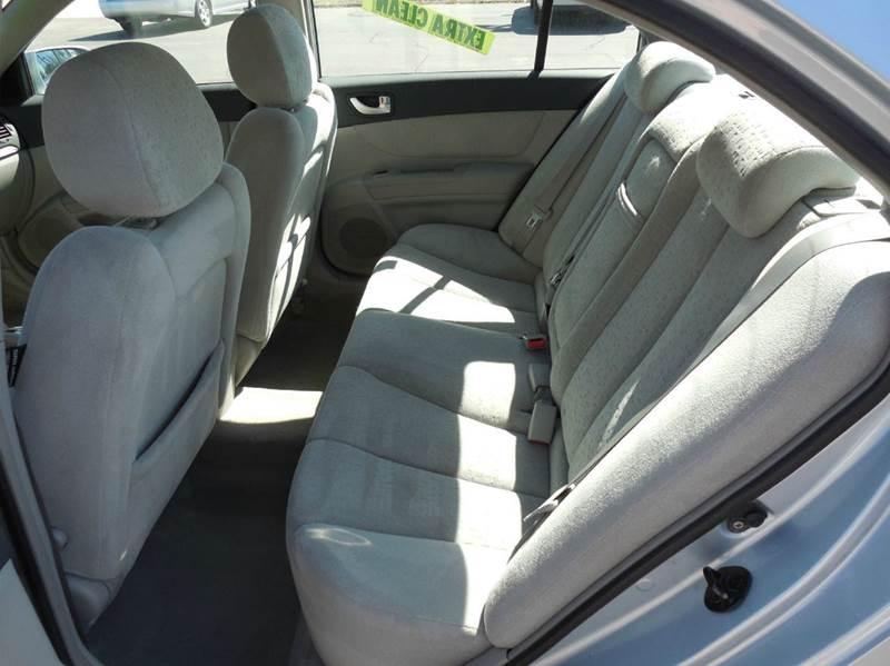 2007 Hyundai Sonata SE 4dr Sedan - Fort Wayne IN