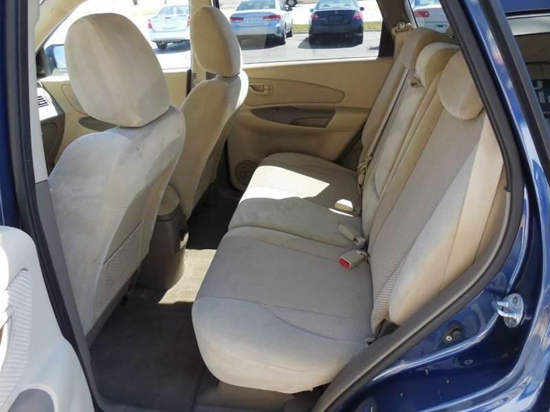 2009 Hyundai Tucson Limited V6 4dr SUV - Fort Wayne IN