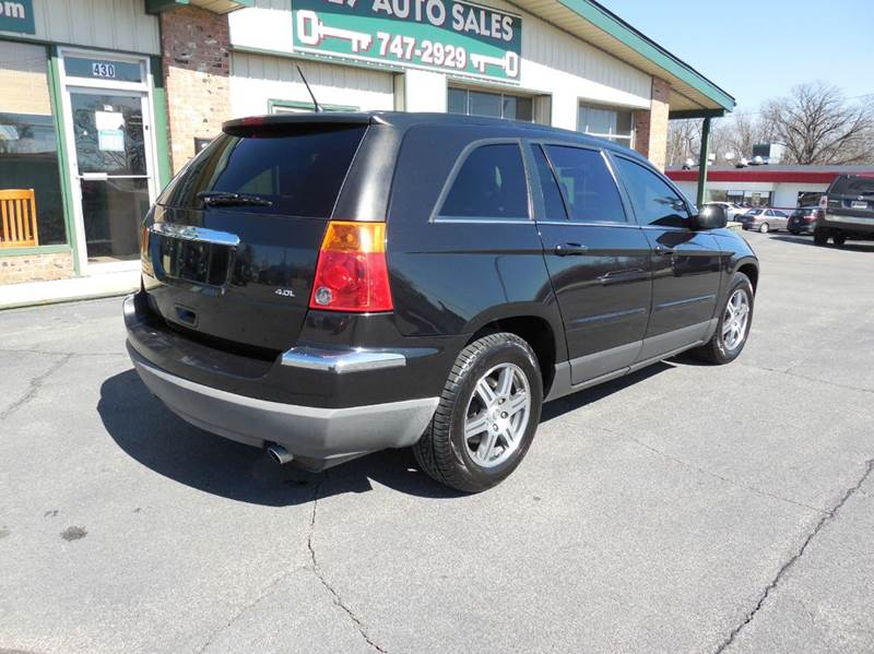 2007 Chrysler Pacifica Touring 4dr Crossover - Fort Wayne IN
