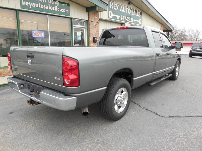 2007 Dodge Ram Pickup 3500 4x2 SLT 4dr Quad Cab LB - Fort Wayne IN