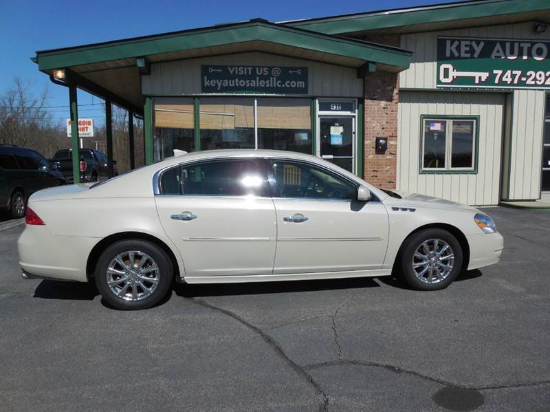 2011 Buick Lucerne CXL Premium 4dr Sedan - Fort Wayne IN