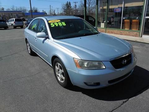 2007 Hyundai Sonata for sale in Fort Wayne, IN