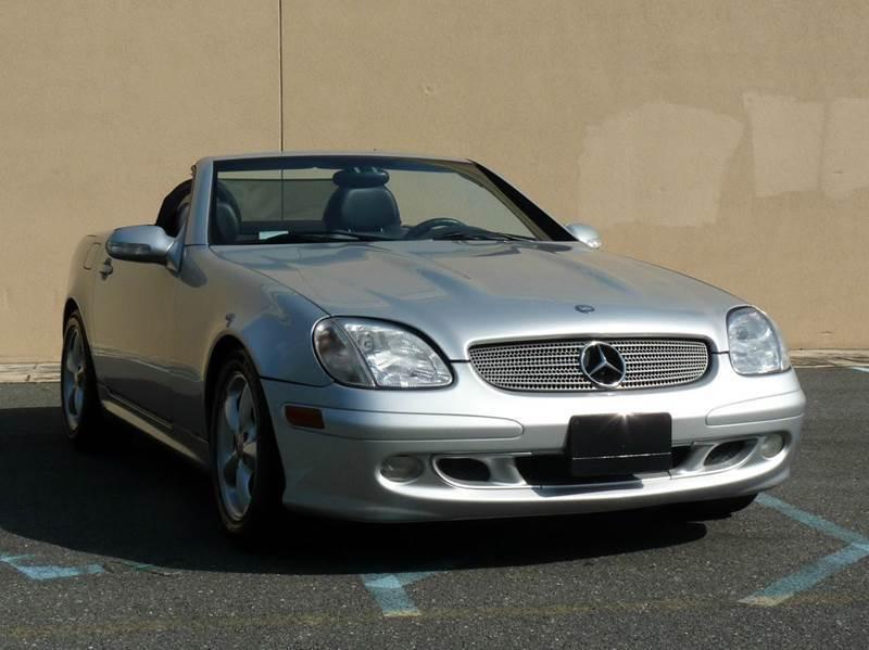 2001 Mercedes-Benz SLK-Class