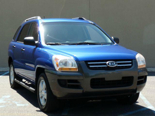 2007 Kia Sportage