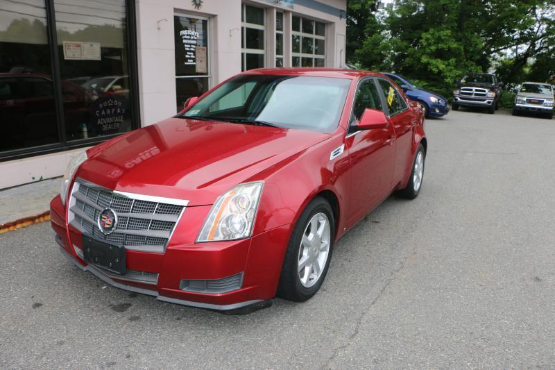 2009 Cadillac CTS 3.6L V6 4dr Sedan w/ 1SA - Middleboro MA