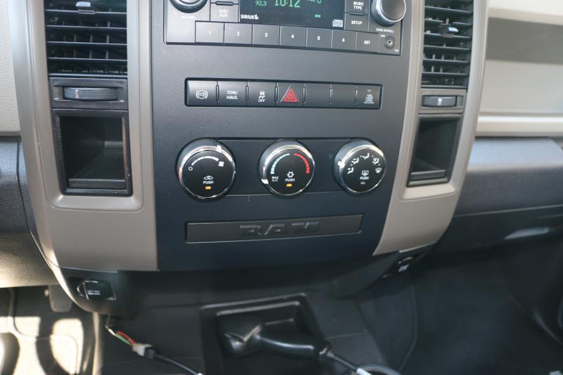 2012 RAM Ram Pickup 2500 4x4 ST 2dr Regular Cab 8 ft. LB Pickup - Middleboro MA