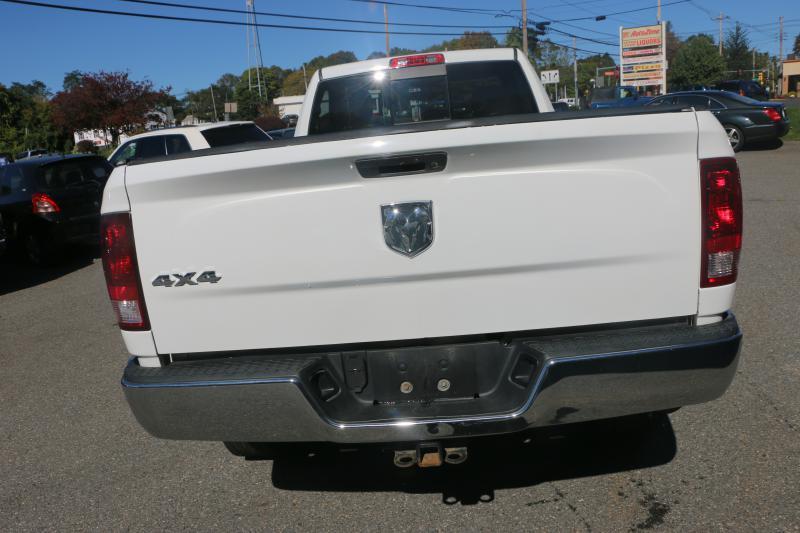 2012 RAM Ram Pickup 2500 4x4 SLT 2dr Regular Cab 8 ft. LB Pickup - Middleboro MA