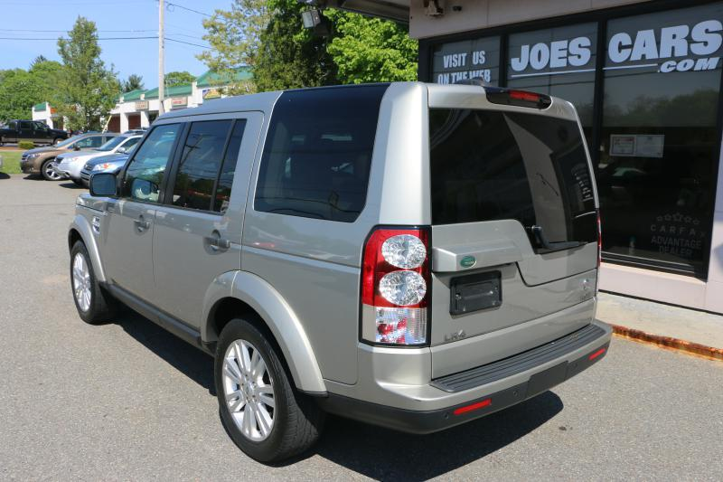 2012 Land Rover LR4 4x4 HSE 4dr SUV - Middleboro MA
