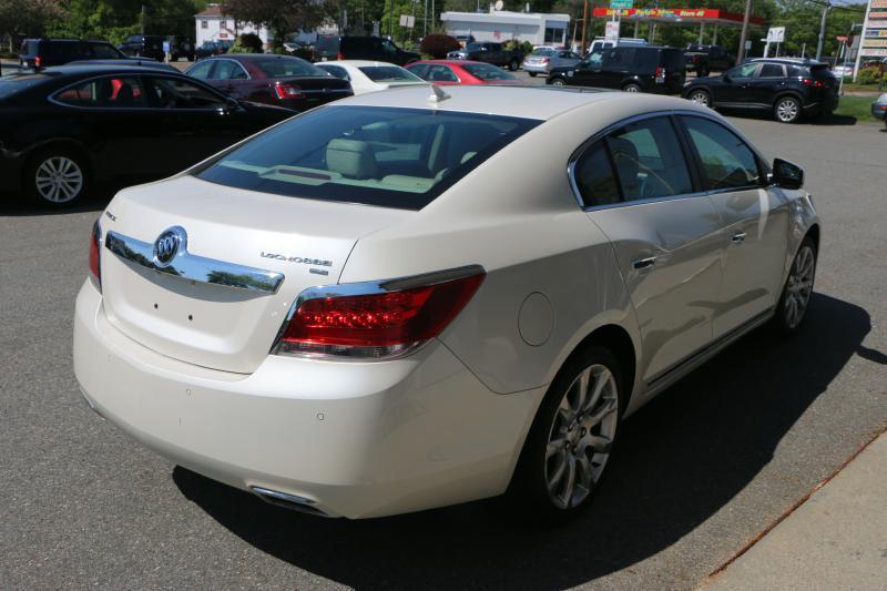 2010 Buick LaCrosse CXS 4dr Sedan - Middleboro MA