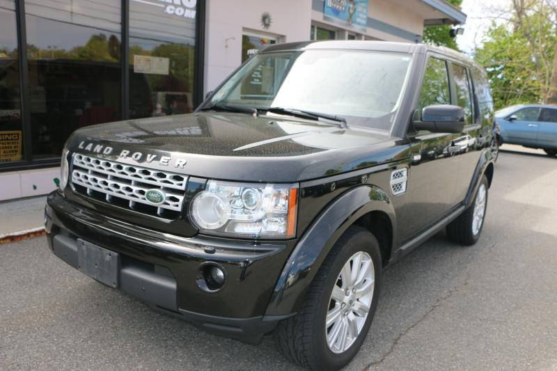 2013 Land Rover LR4 4x4 HSE 4dr SUV - Middleboro MA