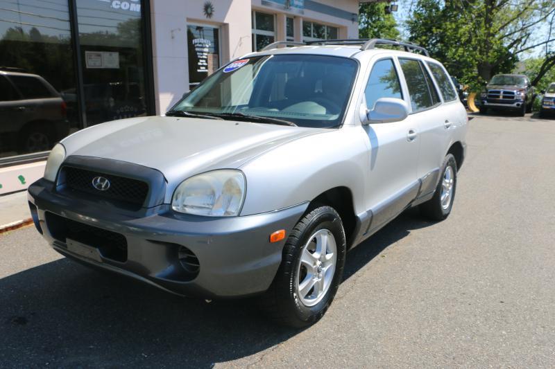 2004 Hyundai Santa Fe Fwd 4dr SUV - Middleboro MA