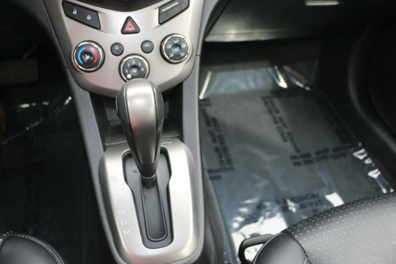 2012 Chevrolet Sonic LTZ 4dr Hatchback w/2LZ - Middleboro MA