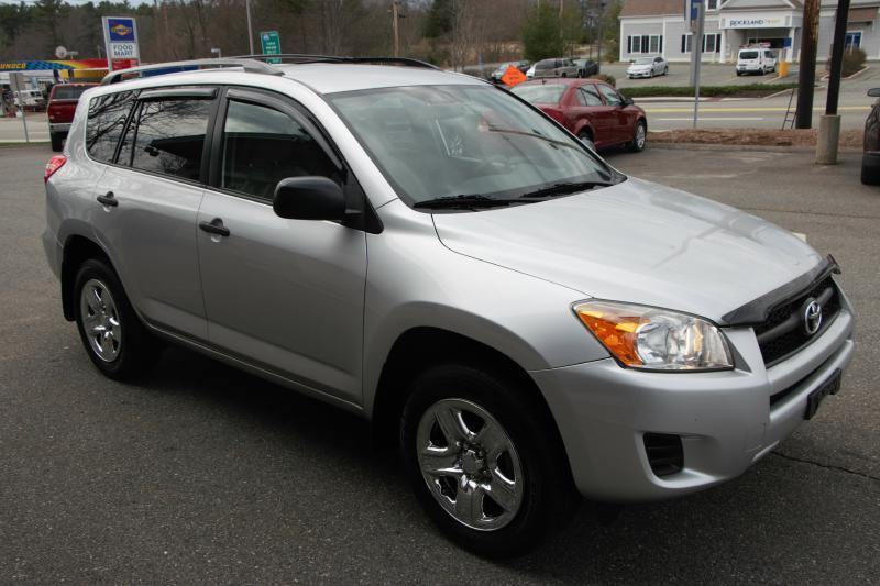 2010 Toyota RAV4 4x4 4dr SUV - Middleboro MA