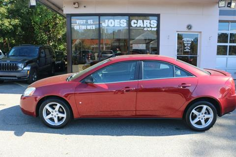 2009 Pontiac G6 for sale in Middleboro, MA