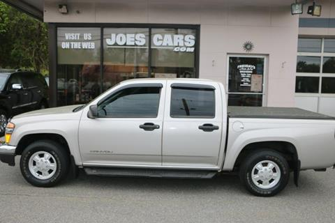 2005 GMC Canyon for sale in Middleboro, MA