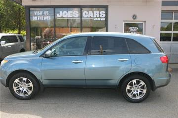 2007 Acura MDX for sale in Middleboro, MA