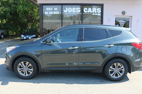 2013 Hyundai Santa Fe Sport for sale in Middleboro, MA