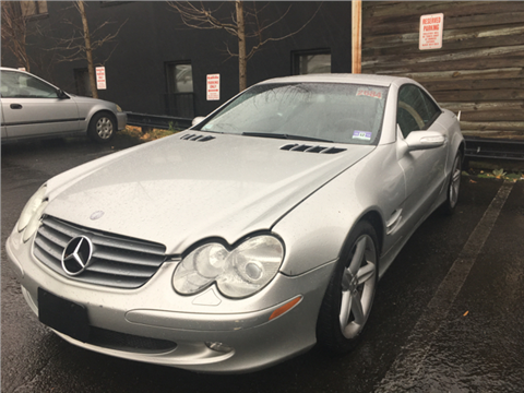 2004 mercedes benz sl class for sale for Low cost mercedes benz