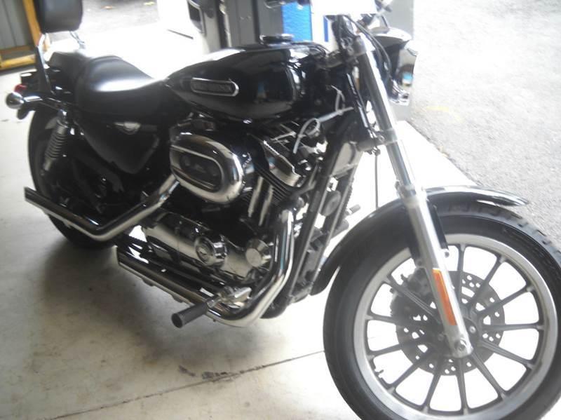 2006 Harley-Davidson LOW RIDER 1200