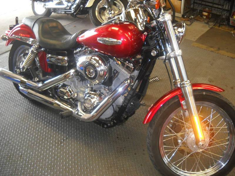2008 Harley-Davidson FXDC