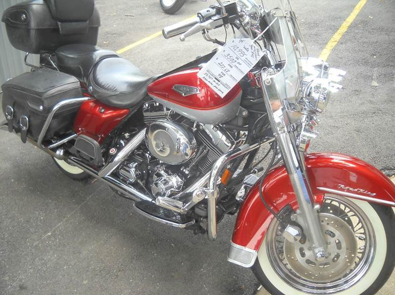 1999 Harley-Davidson FLHRCI ROAD KING