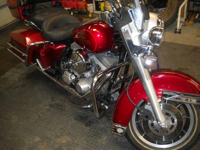 1989 Harley-Davidson Heritage Softail FLHS