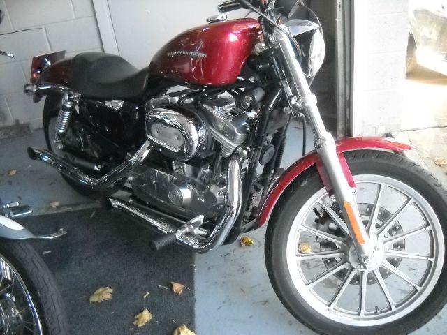 2005 Harley-Davidson LOW RIDER 883