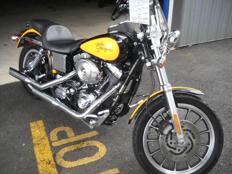 2000 Harley-Davidson Dyna LOW RIDER FXDL
