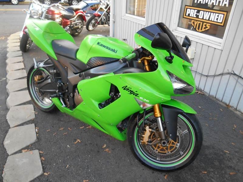 2005 Kawasaki 636