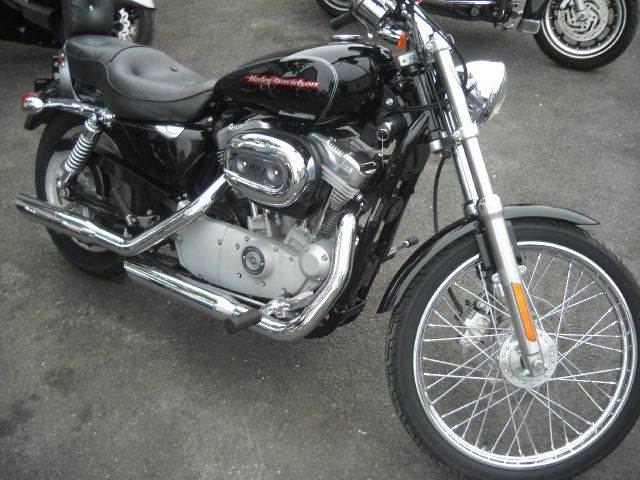 2006 Harley-Davidson XL 883