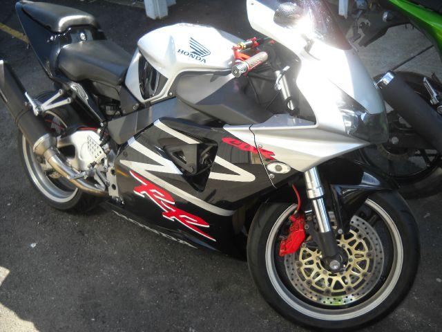 2002 Honda CBR 954