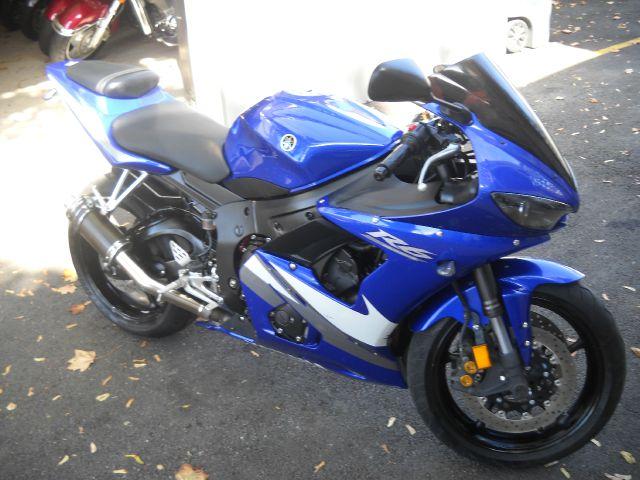 2005 Yamaha R-6