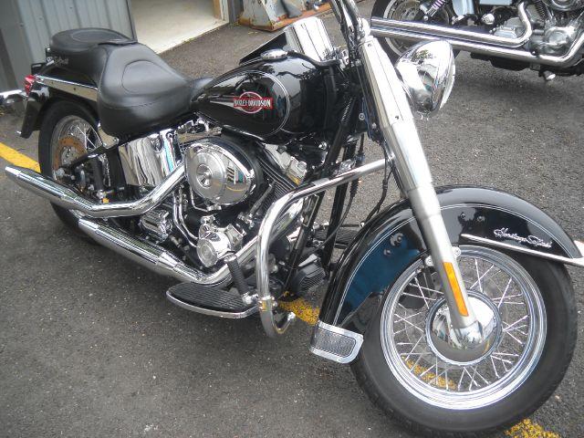 2005 Harley-Davidson FLSTC HERITAGE SOFTTAIL