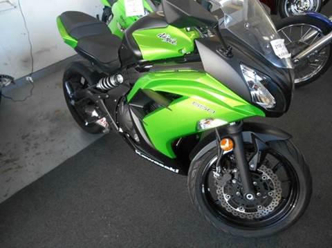 2014 Kawasaki Ninja 650R
