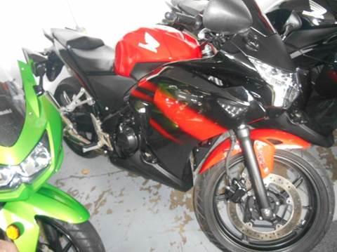 2013 Honda CBR 250