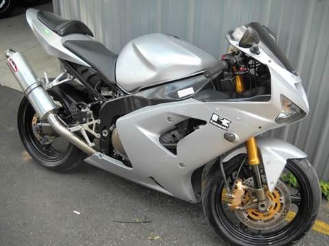 2004 Kawasaki Ninja