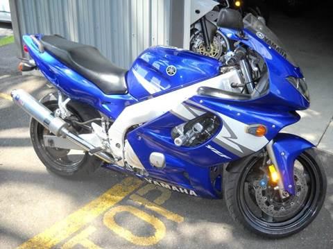 2004 Yamaha YZF