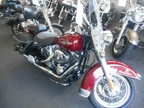 2006 Harley-Davidson FLSTCI HERITAGE SOFTTAIL
