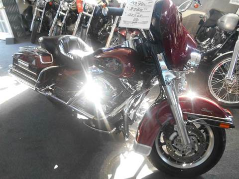 2002 Harley-Davidson Electra Glide CLASSIC