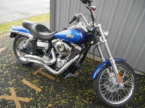 2007 Harley-Davidson FXDWG DYNA WIDE GLIDE