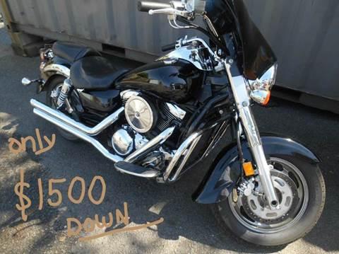 2006 Kawasaki VLN 1600
