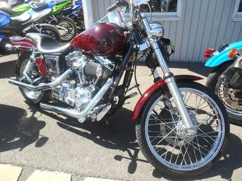 2000 Harley-Davidson FXDWG DYNA WIDE GLIDE