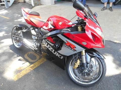 2005 Suzuki GSXR600