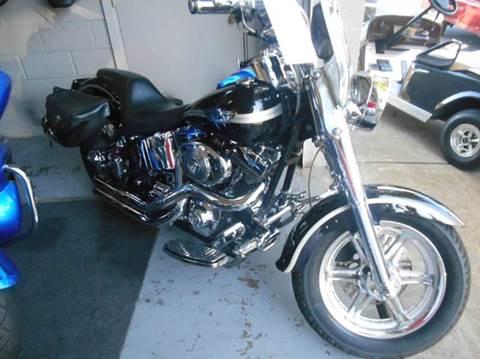 2003 Harley-Davidson FAT BOY ANNIVERSARY EDITION