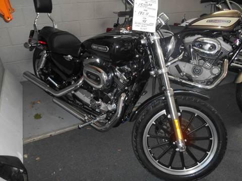 2008 Harley-Davidson XL 1200