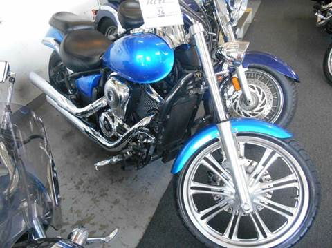 2007 Kawasaki Vulcan 900 Classic